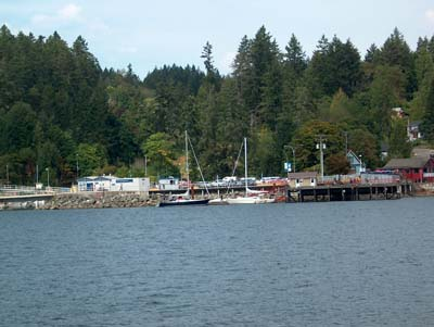 Fulford Harbour Ferry Terminal
